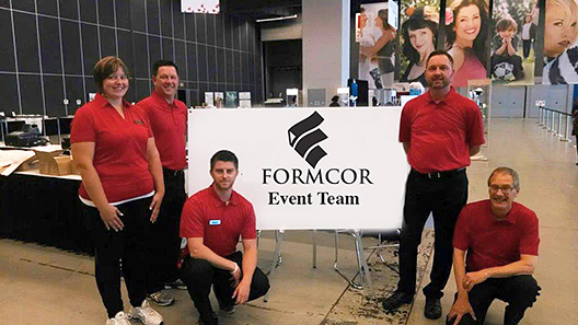 Formcor Live Event Management